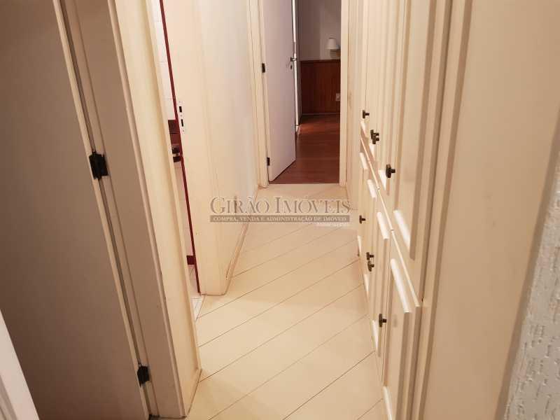 20190226_174538 - Apartamento 2 quartos para alugar Ipanema, Rio de Janeiro - R$ 3.000 - GIAP20950 - 20