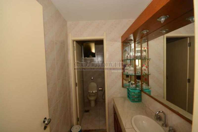 BANHEIRO SUITE - Apartamento à venda Rua Princesa Januaria,Flamengo, Rio de Janeiro - R$ 1.490.000 - GIAP31095 - 14