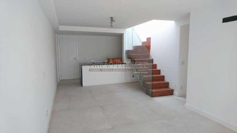 93ff4fa8a8de370f97898f25965395 - Cobertura 3 quartos à venda Lagoa, Rio de Janeiro - R$ 2.650.000 - GICO30077 - 3
