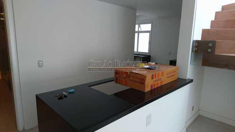 ba7a09002d44d39a86adca41978525 - Cobertura 3 quartos à venda Lagoa, Rio de Janeiro - R$ 2.650.000 - GICO30077 - 14