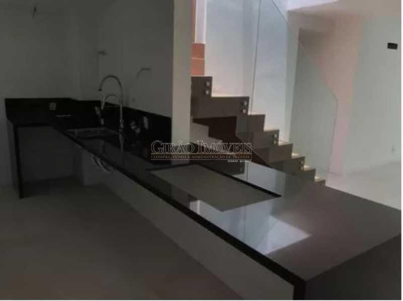 COZINHA - Cobertura 3 quartos à venda Lagoa, Rio de Janeiro - R$ 2.650.000 - GICO30077 - 15
