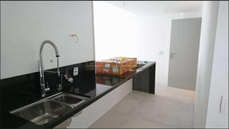 COZINHA, - Cobertura 3 quartos à venda Lagoa, Rio de Janeiro - R$ 2.650.000 - GICO30077 - 17