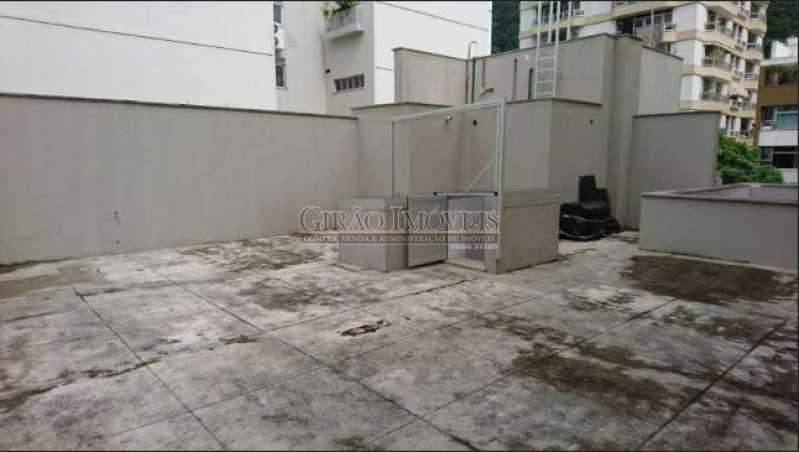 TERRAÇO - Cobertura 3 quartos à venda Lagoa, Rio de Janeiro - R$ 2.650.000 - GICO30077 - 18