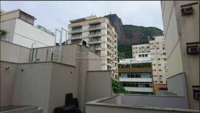 VISTA CRISTO DO TERRAÇO - Cobertura 3 quartos à venda Lagoa, Rio de Janeiro - R$ 2.650.000 - GICO30077 - 19