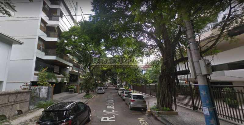 rua - Cobertura 3 quartos à venda Lagoa, Rio de Janeiro - R$ 2.650.000 - GICO30077 - 22
