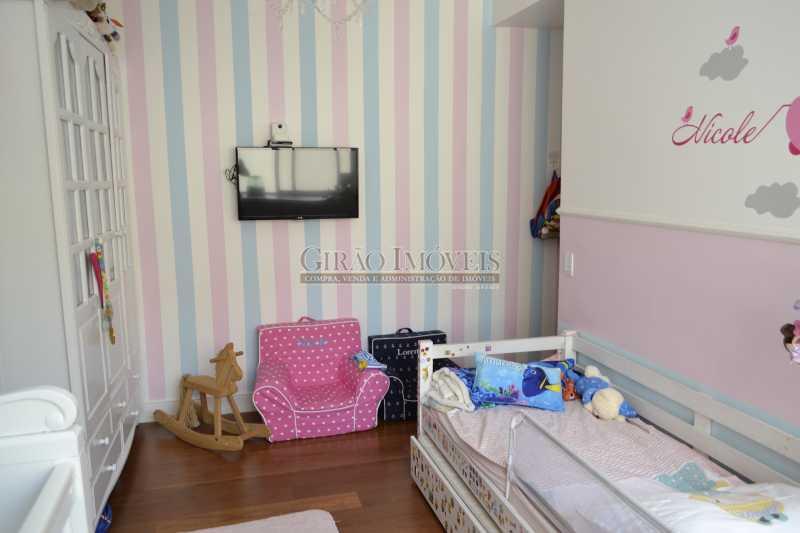 _DSC0031 - Cobertura 4 quartos à venda Ipanema, Rio de Janeiro - R$ 3.550.000 - GICO40064 - 8