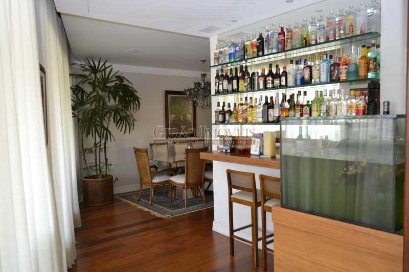 _DSC0128 - Cobertura 4 quartos à venda Ipanema, Rio de Janeiro - R$ 3.550.000 - GICO40064 - 4
