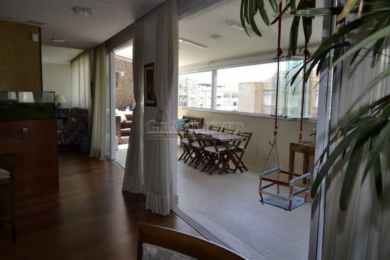 _DSC0257 - Cobertura 4 quartos à venda Ipanema, Rio de Janeiro - R$ 3.550.000 - GICO40064 - 6
