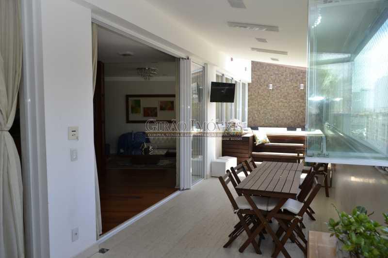 _DSC0283 - Cobertura 4 quartos à venda Ipanema, Rio de Janeiro - R$ 3.550.000 - GICO40064 - 21