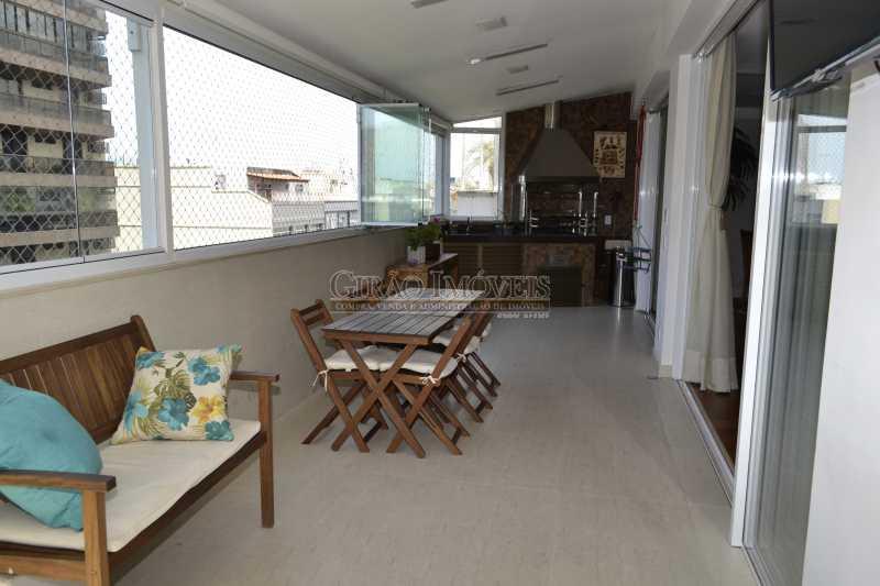 _DSC0310 - Cobertura 4 quartos à venda Ipanema, Rio de Janeiro - R$ 3.550.000 - GICO40064 - 1