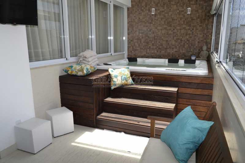 _DSC0315 - Cobertura 4 quartos à venda Ipanema, Rio de Janeiro - R$ 3.550.000 - GICO40064 - 7