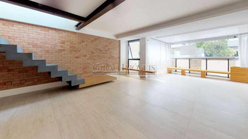 bdbc7784-72d3-415e-bebd-64baec - Maravilhosa cobertura Duplex, em prédio novo e reservado de excelente apresentação. Toda decorada por arquiteto, tendo 3 suite e 3 vagas escrituradas - GICO30078 - 3
