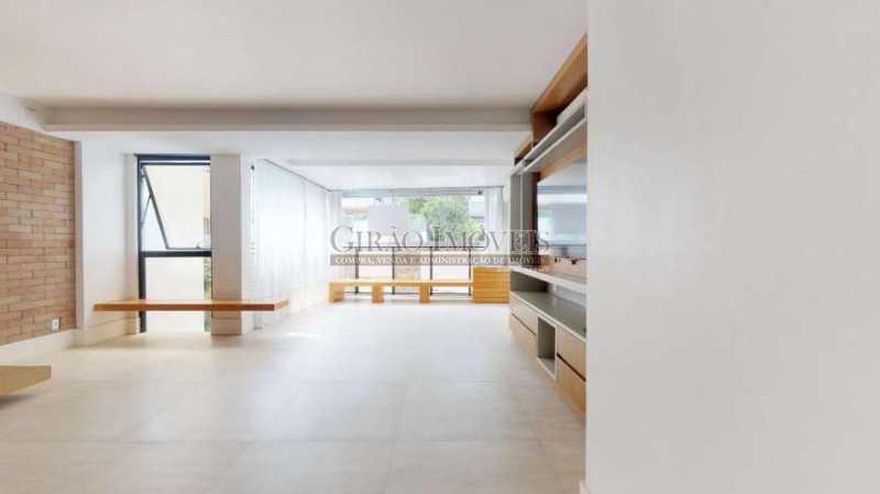 3554267bf8c6842bb6f240001422c0 - Maravilhosa cobertura Duplex, em prédio novo e reservado de excelente apresentação. Toda decorada por arquiteto, tendo 3 suite e 3 vagas escrituradas - GICO30078 - 5