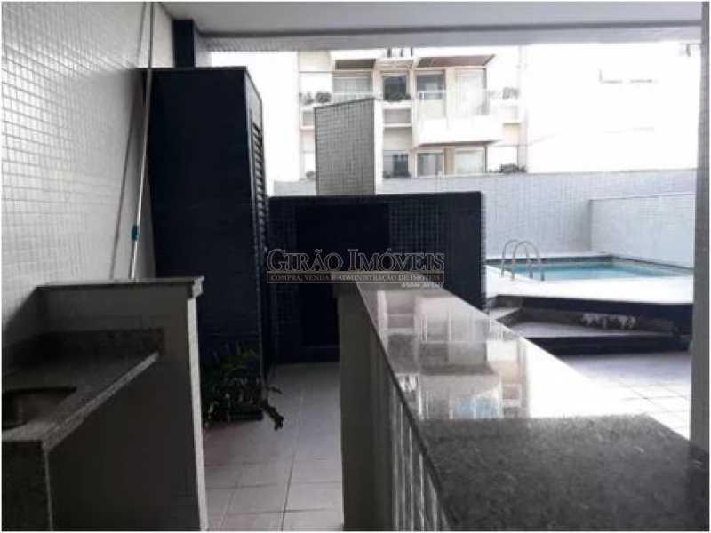 PLAY- PISCINA - Cobertura 2 quartos à venda Ipanema, Rio de Janeiro - R$ 2.500.000 - GICO20029 - 4