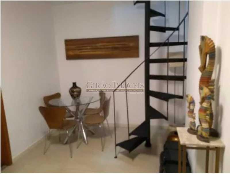SALA1 - Cobertura 2 quartos à venda Ipanema, Rio de Janeiro - R$ 2.500.000 - GICO20029 - 6