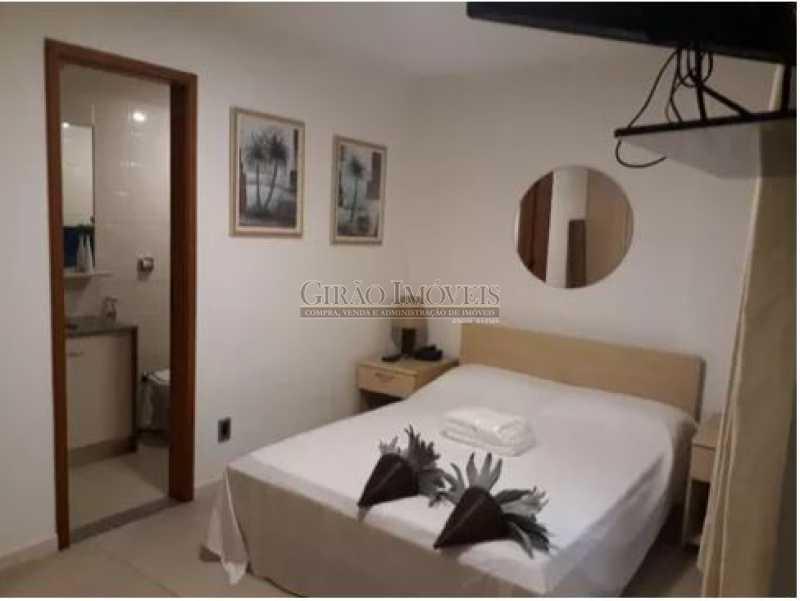 QUARTO SUITE 1 - Cobertura 2 quartos à venda Ipanema, Rio de Janeiro - R$ 2.500.000 - GICO20029 - 7