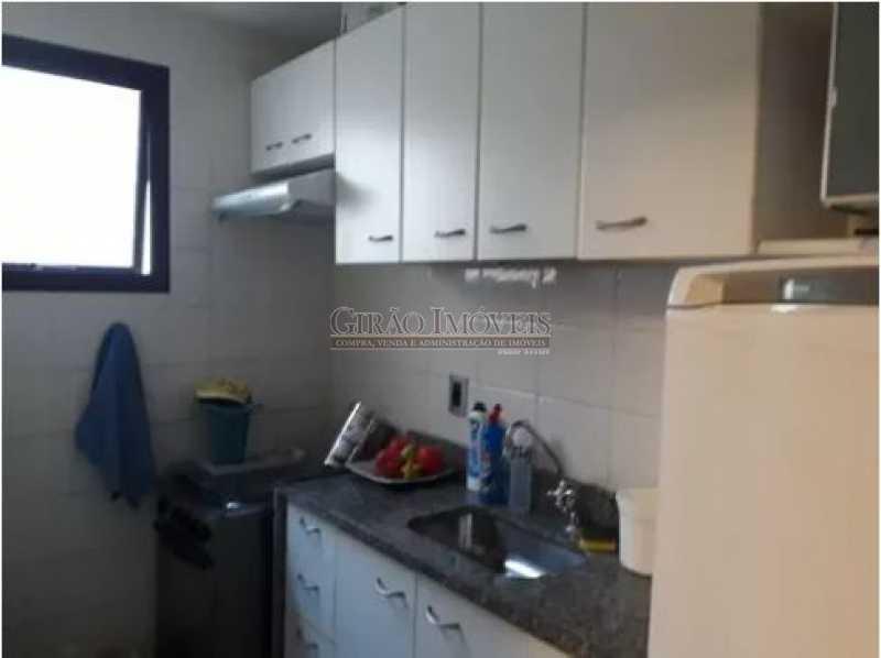 COZINHA - Cobertura 2 quartos à venda Ipanema, Rio de Janeiro - R$ 2.500.000 - GICO20029 - 10