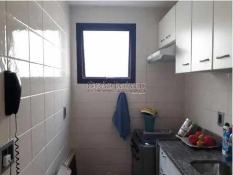 COZINHA, - Cobertura 2 quartos à venda Ipanema, Rio de Janeiro - R$ 2.500.000 - GICO20029 - 11