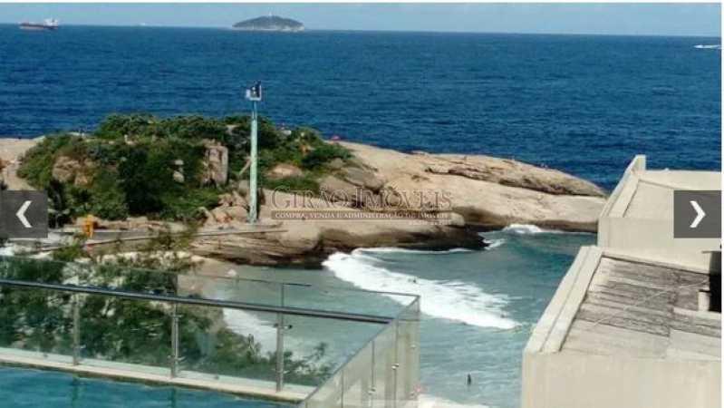 VISTA TERRAÇO - Cobertura 2 quartos à venda Ipanema, Rio de Janeiro - R$ 2.500.000 - GICO20029 - 18