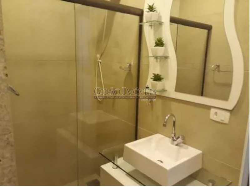 LAVABO - Cobertura 2 quartos à venda Ipanema, Rio de Janeiro - R$ 2.500.000 - GICO20029 - 21