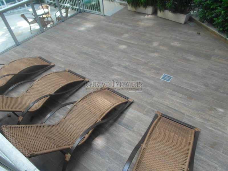 10 -PISCINA Cadeiras - Cobertura à venda Rua Professor Gastão Bahiana,Copacabana, Rio de Janeiro - R$ 4.200.000 - GICO50003 - 17