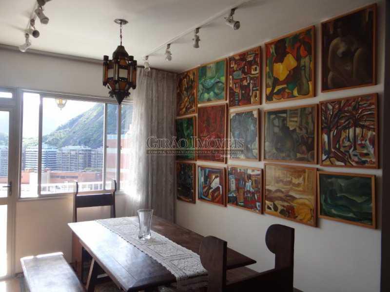 15 -Salão  down 1 - Cobertura à venda Rua Professor Gastão Bahiana,Copacabana, Rio de Janeiro - R$ 4.200.000 - GICO50003 - 24