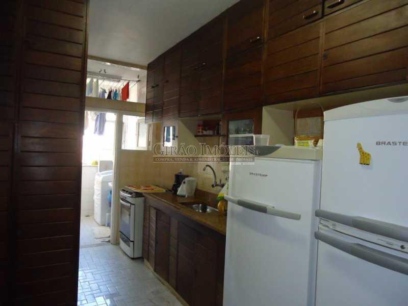 20 - COZINHA DOWN - Cobertura à venda Rua Professor Gastão Bahiana,Copacabana, Rio de Janeiro - R$ 4.200.000 - GICO50003 - 27