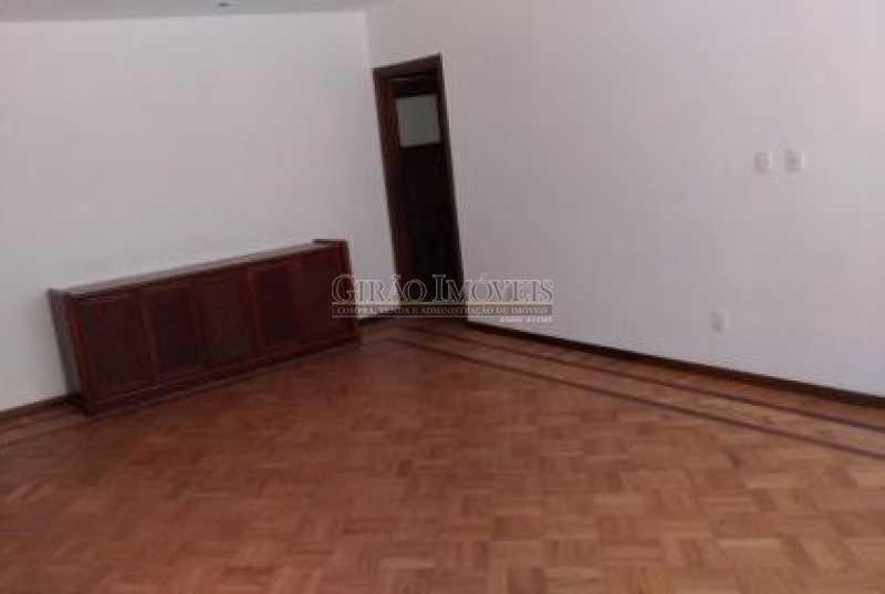 SALA - Ótimo apartamento no coração de Laranjeiras. Salão,três quartos sendo um suite, dependência completa.1 vaga escriturada - GIAP31119 - 4