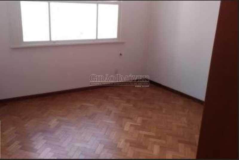 QUARTO 1 - Ótimo apartamento no coração de Laranjeiras. Salão,três quartos sendo um suite, dependência completa.1 vaga escriturada - GIAP31119 - 6