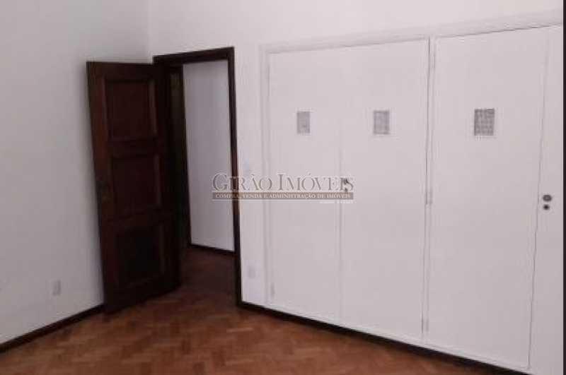 QUARTO 3 - Ótimo apartamento no coração de Laranjeiras. Salão,três quartos sendo um suite, dependência completa.1 vaga escriturada - GIAP31119 - 11