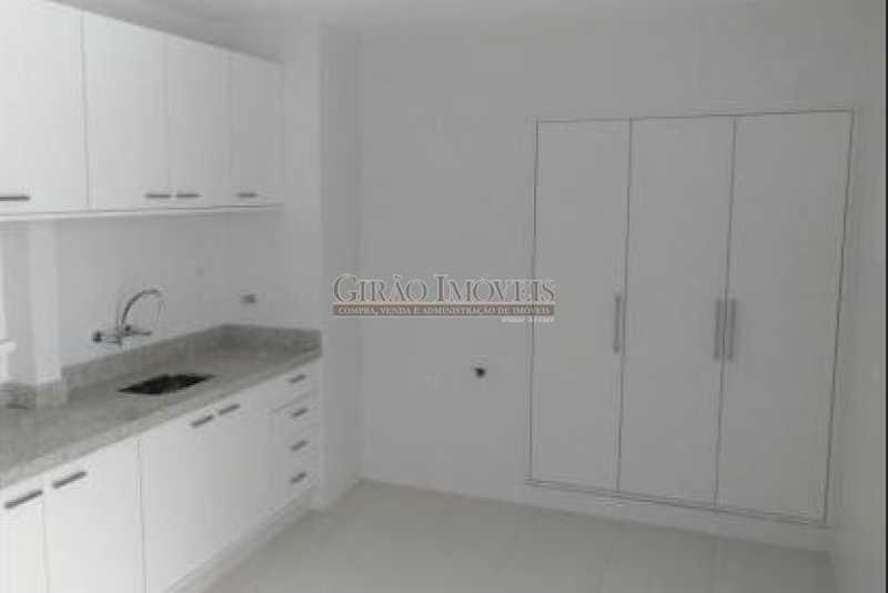 COZINHA;, - Ótimo apartamento no coração de Laranjeiras. Salão,três quartos sendo um suite, dependência completa.1 vaga escriturada - GIAP31119 - 18