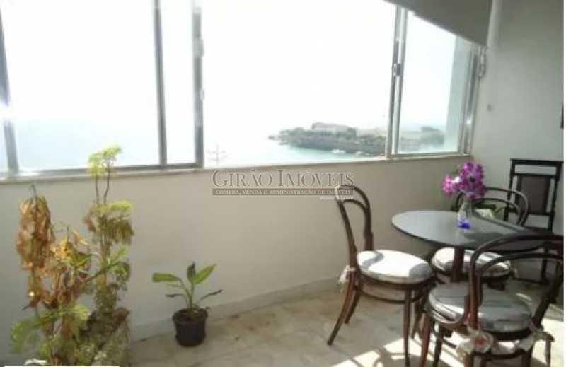 JARDIM DE INVERNO COM VISTA MA - Apartamento à venda Avenida Atlântica,Copacabana, Rio de Janeiro - R$ 3.490.000 - GIAP40256 - 5