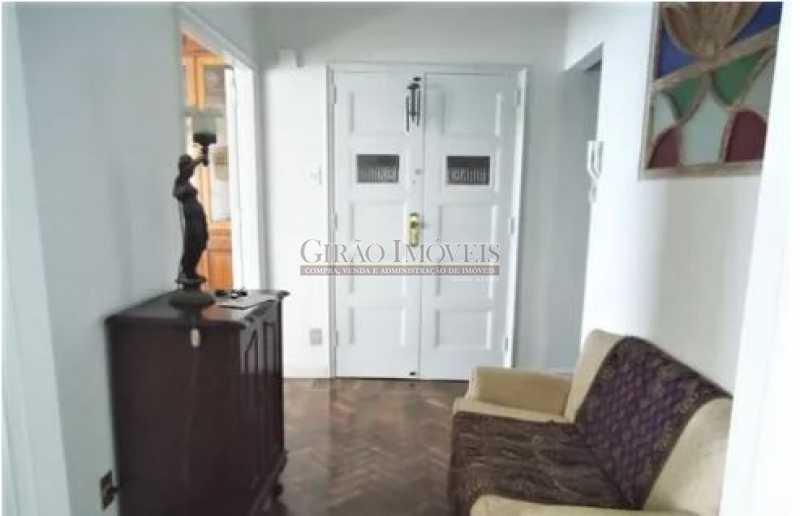 HALL SOCIAL - Apartamento à venda Avenida Atlântica,Copacabana, Rio de Janeiro - R$ 3.490.000 - GIAP40256 - 7
