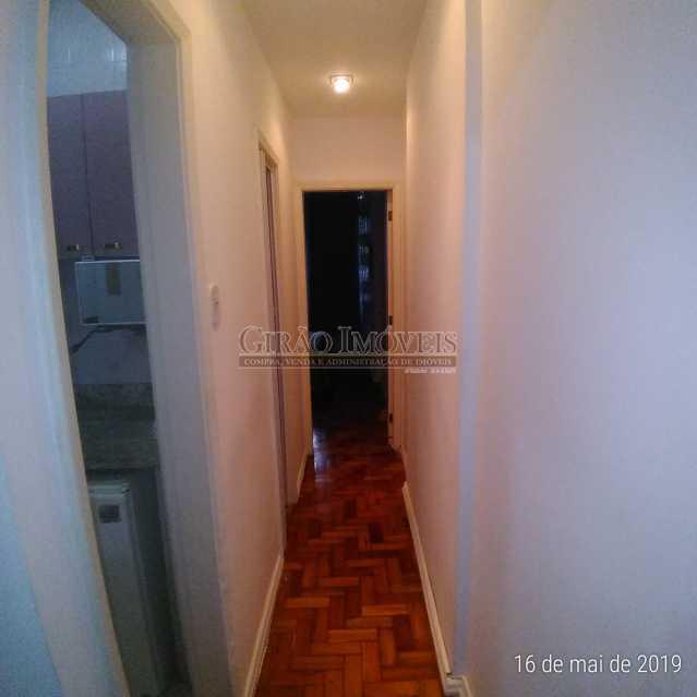 9 - Excelente sala quarto mobiliado no Leme,todo reformado, ótima localização,farto comercio e condução na porta !!! Bom para locação, um ótimo investimento. - GIAP00088 - 8