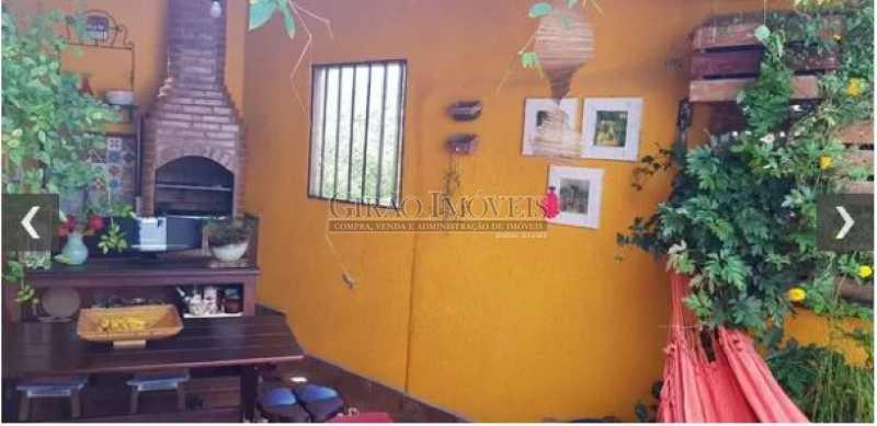 8 - Casa À Venda - Santa Teresa - Rio de Janeiro - RJ - GICA30011 - 9