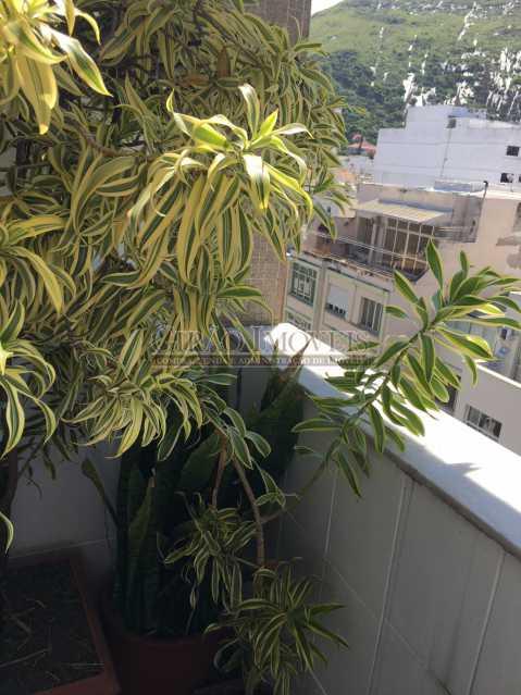 5 - Sala Comercial 32m² à venda Rua Miguel Lemos,Copacabana, Rio de Janeiro - R$ 330.000 - GISL00086 - 6