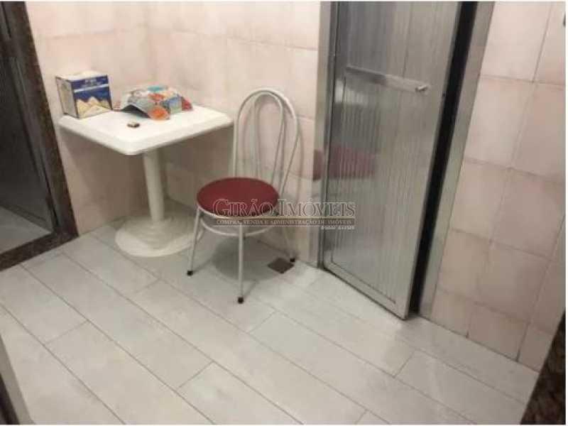 DEPENDÊNCIA - Apartamento À Venda - Copacabana - Rio de Janeiro - RJ - GIAP21006 - 19