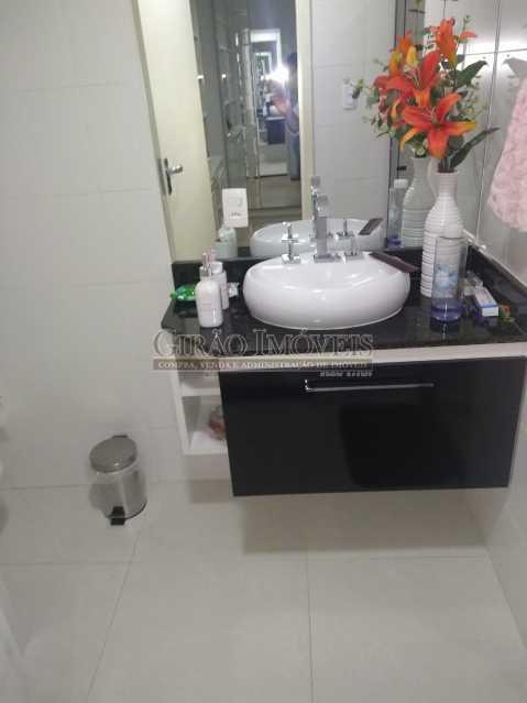 14 - Apartamento à venda Rua Sá Ferreira,Copacabana, Rio de Janeiro - R$ 1.200.000 - GIAP31192 - 16