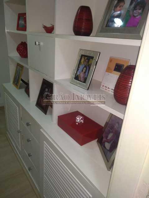 15 - Apartamento à venda Rua Sá Ferreira,Copacabana, Rio de Janeiro - R$ 1.200.000 - GIAP31192 - 17