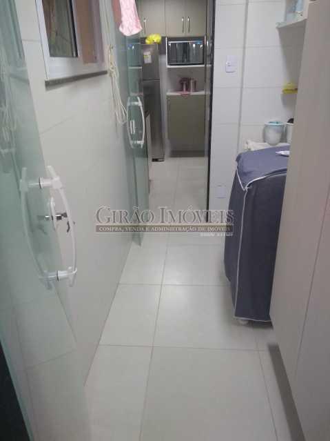 17 - Apartamento à venda Rua Sá Ferreira,Copacabana, Rio de Janeiro - R$ 1.200.000 - GIAP31192 - 22