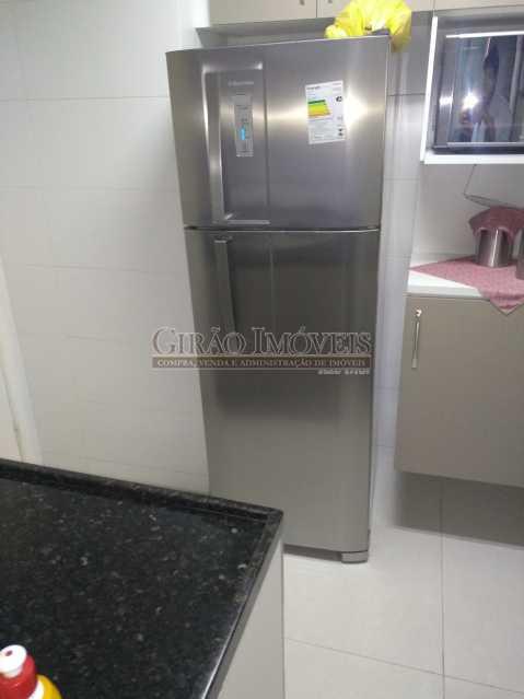 21 - Apartamento à venda Rua Sá Ferreira,Copacabana, Rio de Janeiro - R$ 1.200.000 - GIAP31192 - 21