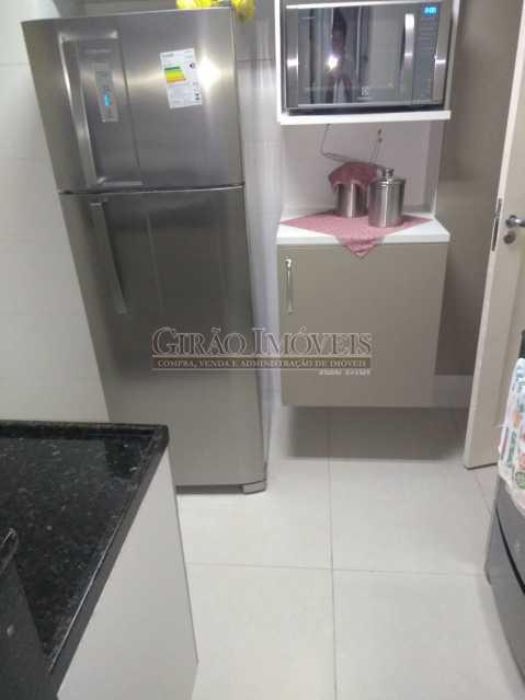 22 - Apartamento à venda Rua Sá Ferreira,Copacabana, Rio de Janeiro - R$ 1.200.000 - GIAP31192 - 25