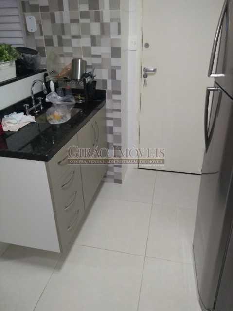 23 - Apartamento à venda Rua Sá Ferreira,Copacabana, Rio de Janeiro - R$ 1.200.000 - GIAP31192 - 20
