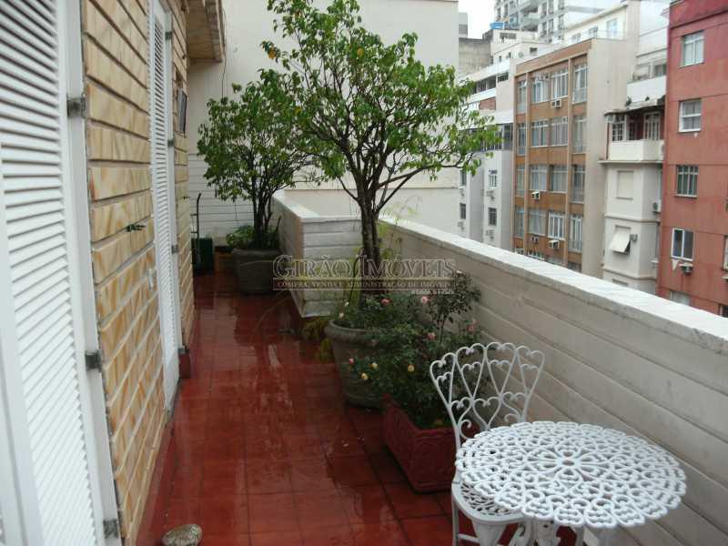 GEDC0126 2 - Cobertura 4 quartos à venda Copacabana, Rio de Janeiro - R$ 2.590.000 - GICO40066 - 21
