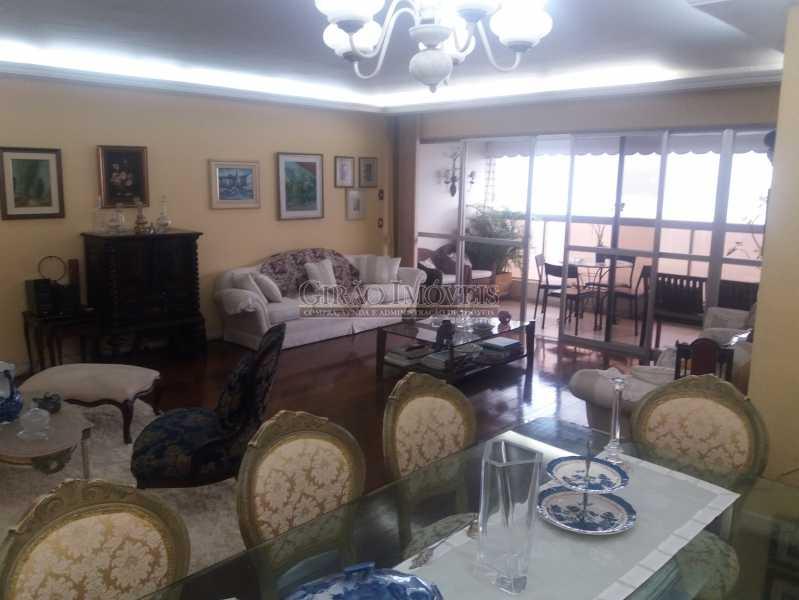 20190605_115917 - Apartamento 3 quartos para venda e aluguel Lagoa, Rio de Janeiro - R$ 3.200.000 - GIAP31210 - 6