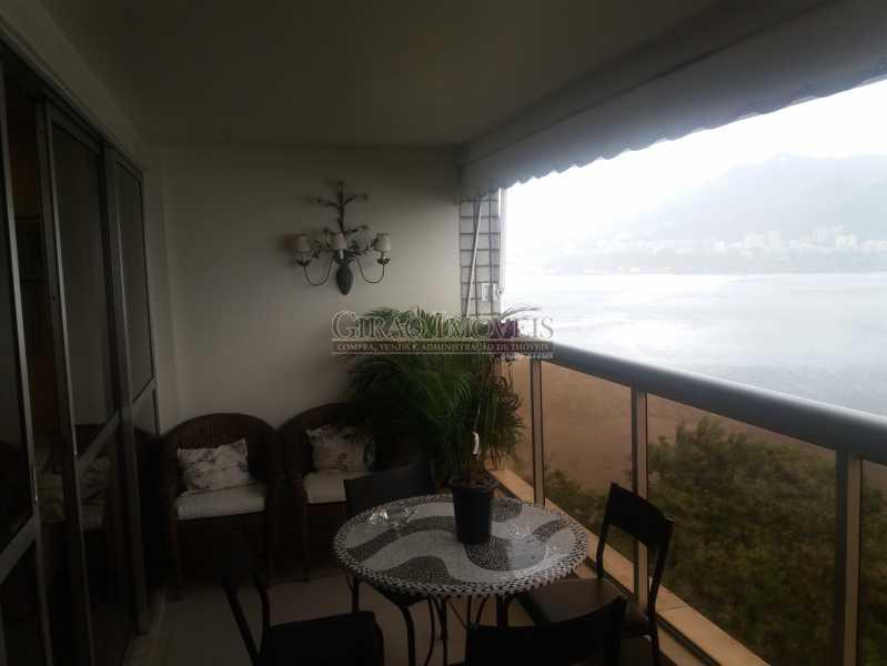 20190605_115825 - Apartamento 3 quartos para venda e aluguel Lagoa, Rio de Janeiro - R$ 3.200.000 - GIAP31210 - 8