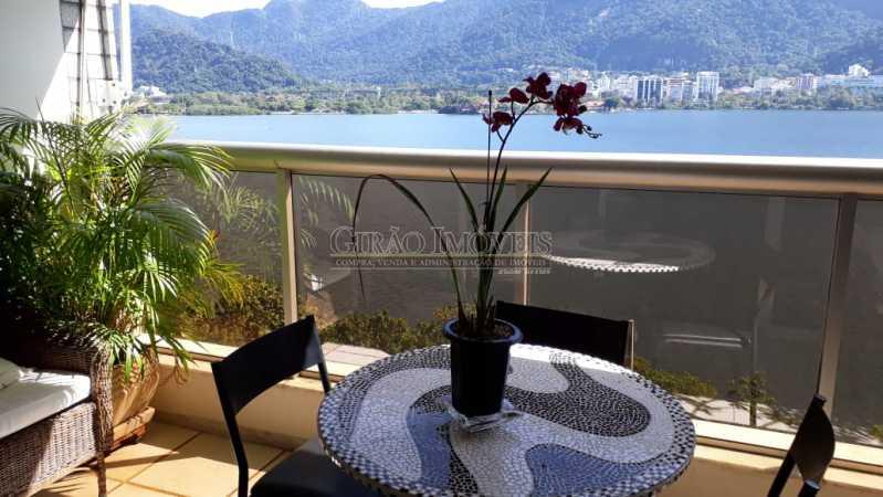 IMG-20190710-WA0015 - Apartamento 3 quartos para venda e aluguel Lagoa, Rio de Janeiro - R$ 3.200.000 - GIAP31210 - 1