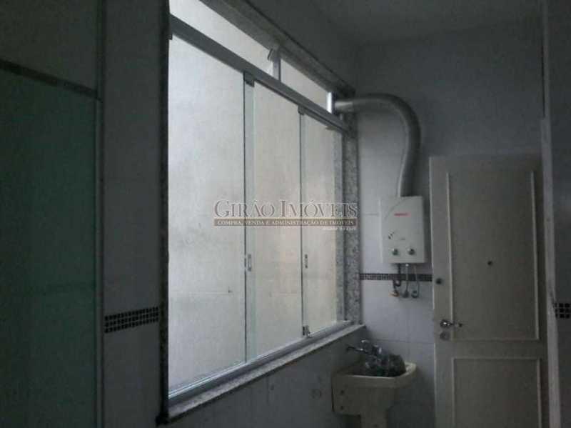 ÁREA - Apartamento 2 quartos à venda Botafogo, Rio de Janeiro - R$ 750.000 - GIAP21050 - 17