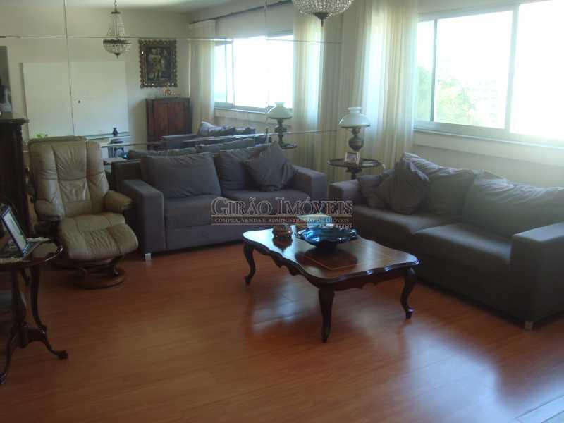 DSC02581 - Apartamento à venda Avenida Epitácio Pessoa,Lagoa, Rio de Janeiro - R$ 2.200.000 - GIAP40284 - 5