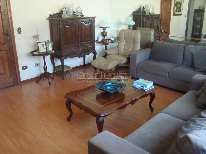 DSC02582 - Apartamento à venda Avenida Epitácio Pessoa,Lagoa, Rio de Janeiro - R$ 2.200.000 - GIAP40284 - 6